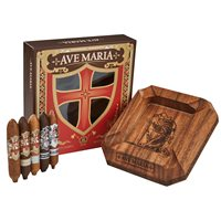 Ave Maria Ashtray Gift Box Cigar Samplers