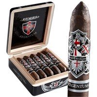 Ave Maria Argentum Morning Star Broadleaf Maduro Cigars