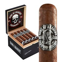 "Sons Of Anarchy By Black Crown Robusto Sumatra (5.0""x54) BOX (20)"