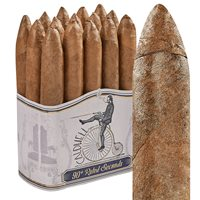 "Caldwell 90+ Rated Seconds Figurado Dominican (6.0""x52) PACK (15)"