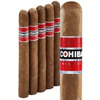 "Cohiba Red Dot Churchill Cameroon (7.0""x49) PACK (5)"