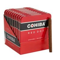 Cohiba Red Dot Miniatures Cameroon Cigars