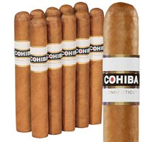 "Cohiba Connecticut Robusto (5.5""x50) Pack of 10"