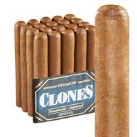 "Clones Sweets Toro Connecticut (6.0""x50) Pack of 20"
