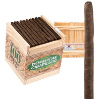 "Dominican Box Pressed Grande Maduro Cigarillo (Cigarillos) (5.0""x30) BOX (100)"