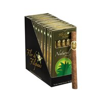 "Flor De Filipinas Mini Cigarillo Java (Cigarillos) (4.5""x26) BUNDLE (50)"