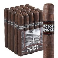 "Drew Estate Factory Smokes Robusto Maduro (5.0""x54) PACK (25)"