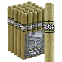 "Factory Smokes Candela Churchill (7.0""x50) Pack of 25"