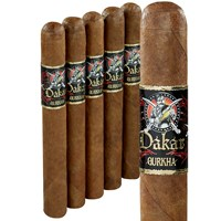 "Gurkha Dakar Churchill (7.0""x52) PACK (5)"