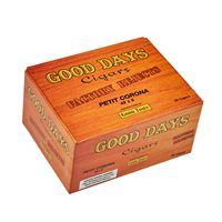 "Good Days Factory Rejects Petite Corona Natural (5.0""x42) BOX (50)"