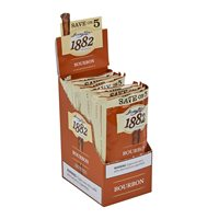 "Garcia y Vega 1882 Cigarillo Natural Bourbon (Cigarillos) (4.5""x27) BOX (40)"
