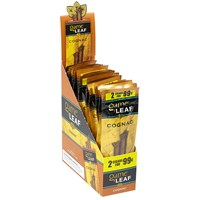 "Garcia y Vega Game Leaf Cigarillo Natural Cognac (Cigarillos) (4.5""x27) BOX (30)"