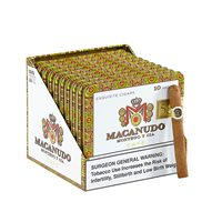 "Macanudo Cafe Ascot Cigarillos Connecticut (4.2""x32) PACK (100)"