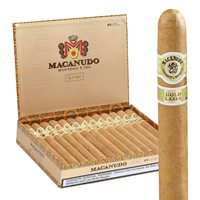 "Macanudo Gold Label Lord Nelson Churchill Connecticut (7.0""x49) BOX (25)"