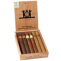 Nat Sherman Sampler Churchill  SAMPLER (6)