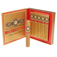 Perdomo 20th Anniversary Connecticut Sampler Box  5 Cigars