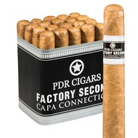 "PDR Seconds Robusto Connecticut (5.0""x50) PACK (20)"