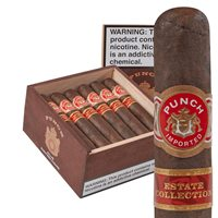 Punch Estate Collection Short Robusto Cigars