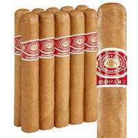 "Romeo y Julieta Reserva Real Toro Connecticut (6.0""x54) PACK (10)"