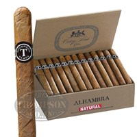 Thompson Dominican Alhambras Natural Lonsdale Cigars