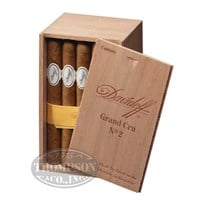 Davidoff Grand Cru Series No. 2 Connecticut Cigars