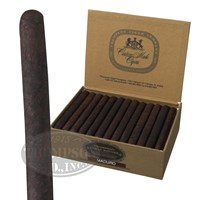 Thompson Dominican Cuban Rounds Maduro Lonsdale Cigars