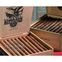 Thompson Dominican Tranquilo Vanilla Natural Gran Corona Cigars