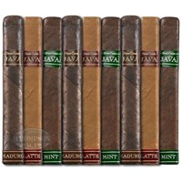 Java By Drew Estate 9 Cigar Sampler Infused Robusto