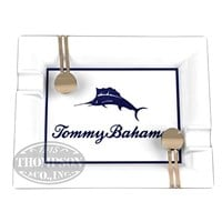 Tommy Bahama Signature Marlin Indoor/Outdoor Ashtray