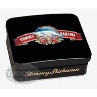 Tommy Bahama Cigar Band Table Top Quad Torch Lighter