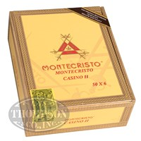 Montecristo Casino II Toro Connecticut Cigars