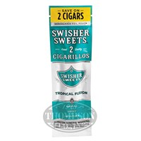 Swisher Sweets Tropical Fusion Cigarillo 60-Count