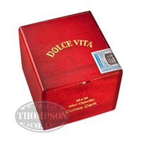 Dolce Vita Mini Sweet Tip Cafe Dark Maduro Mini Cigarillo