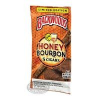 Backwoods Honey Bourbon Cigarillo Natural 2-Fer