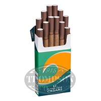 Djarum Splash Natural Filtered Cigarillo Clove