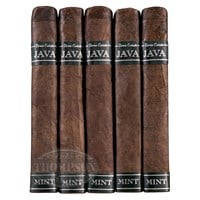 Java By Drew Estate Mint Robusto Maduro Cigars