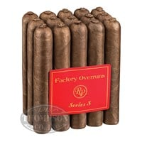 Rocky Patel Factory Overruns Serie S Sixty Sun Grown Gordo Cigars
