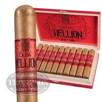 Hellion By Oliva Devil's Own Gran Toro Connecticut Cigars