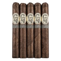 Caldwell The Last Tsar Toro Connecticut 5 Pack Cigars