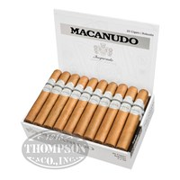 Macanudo Inspirado White Churchill Connecticut Cigars