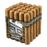 Drew Estate Factory Smokes Toro Connecticut Shade Cigars