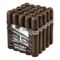 Drew Estate Factory Smokes Churchill Maduro Cigars