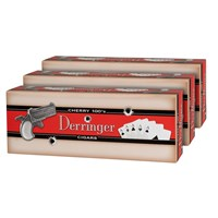 Derringer Filtered Full Natural Cherry 3-Fer Cigars