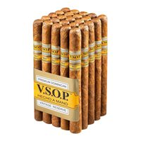 "VSOP Double Corona Natural (7.5""x50) PACK (25)"