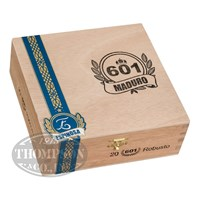 601 Blue Label Box-Pressed Toro Maduro Cigars