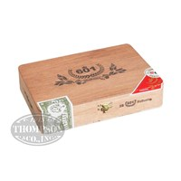 601 Red Label Robusto Habano Cigars