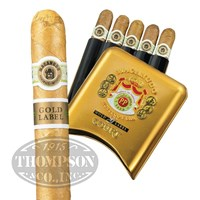 Macanudo Gold Label Court Cigarillos Connecticut