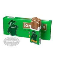 Remington Filtered Menth Natural Filtered Menthol Menthol Cigars