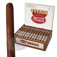 Phillies Titan Lonsdale Natural Cigars