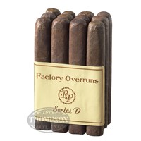 Rocky Patel Factory Overruns Series D Lonsdale Sumatra Cigars